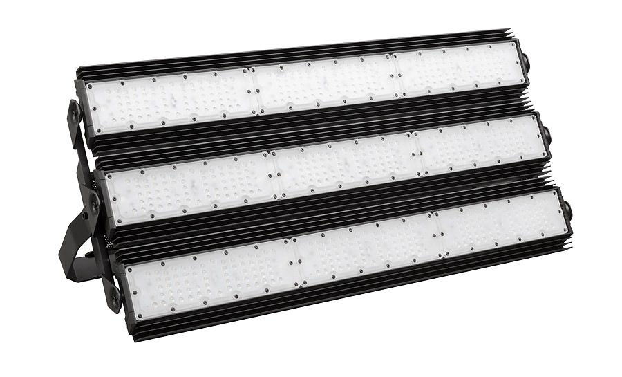 Proiector profesional LED - stadioane/arene sportive, 450W,  5000K, IP66