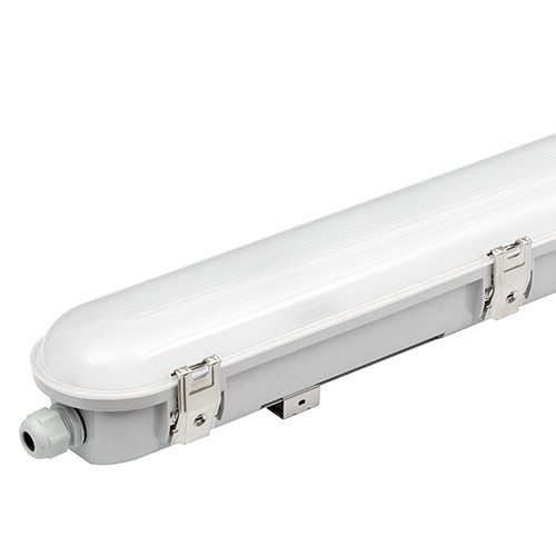 Lampa LED industriala PC, 0.60m, 18W, 4000K, IP66