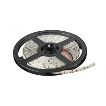 Banda LED flexibila, SMD2835, 9.6W/m, 120LED-uri/m, IP65, alb cald