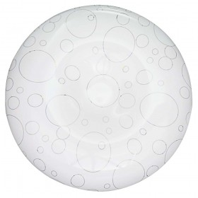 Lampa decorativa LED de tavan, 28W, 2700K