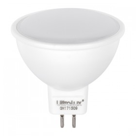 SPOT LED, 3W, 12V AC/DC, MR16, LUMINA NEUTRA